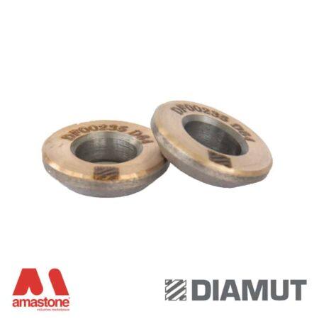 Filetti diamantati Ø25 mm per vetro - Diamut