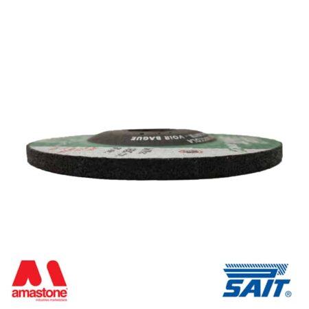 Mola a centro depresso per sbavatura pietra Premium-DS - SAIT