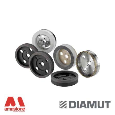 Mole a tazza per CNC vetro - Diamut