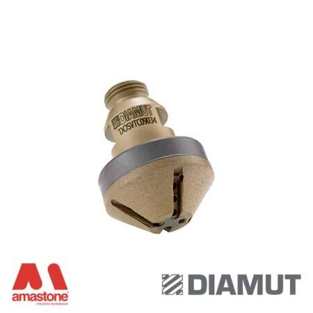 Svasatore cono V90 per Vertmax Vetro - Diamut
