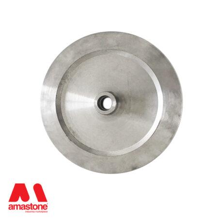 Candiani- Volano in alluminio Ø600