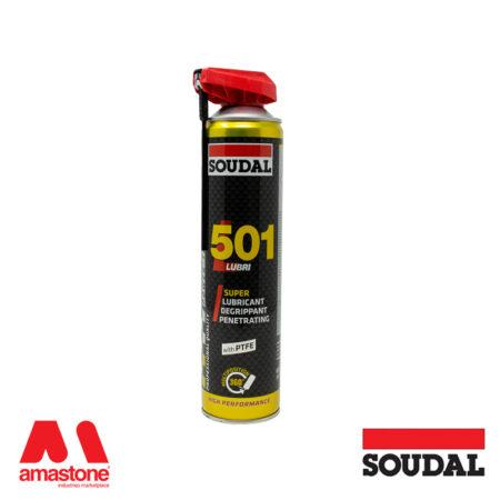 Spray lubrificante professionale - Soudal