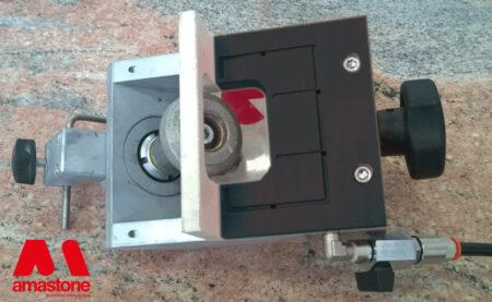 Bisellatrice portatile per smusso - Ghines Easybevel