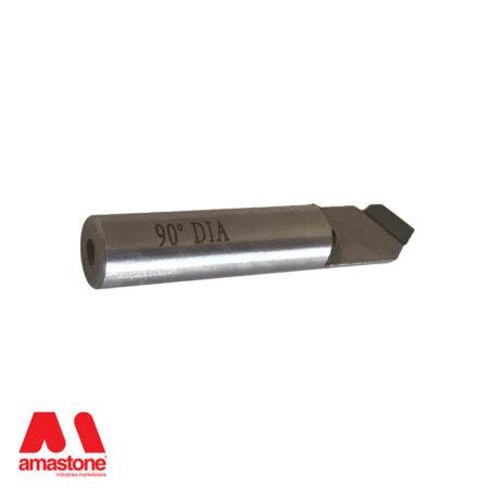 Punta in policristallino (PCD) per Granito – Amastone