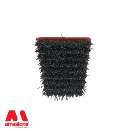 Spazzola abrasiva al carburo di silicio - Attacco Frankfurt