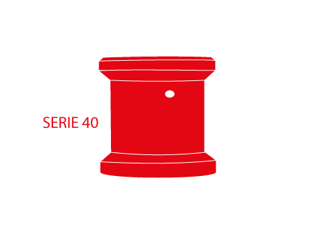 Serie Diametro 40