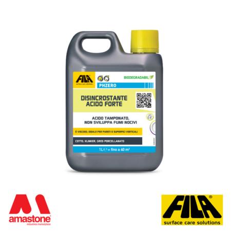 Disincrostante Acido Forte 1 Litro Fila