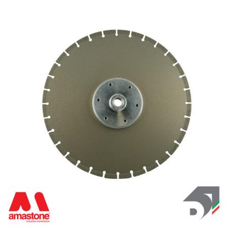 Disco elettrodeposto a settori per marmo - Non Rinforzato - Diamar
